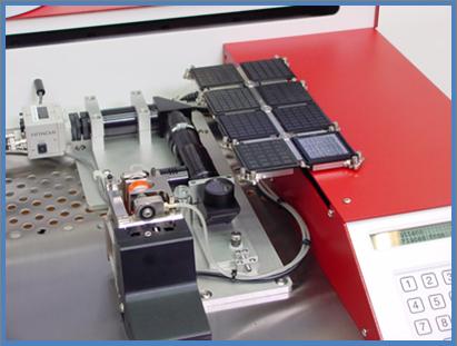semi-automatic die sorter, Royce Instruments DE-35ST die sorter