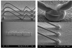chain bonding, stand off stitch bonding, wire bonding, chip on chip, stand-off stitch wire bonding