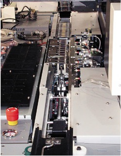 Hot Rail System for Eutectic Die Attach