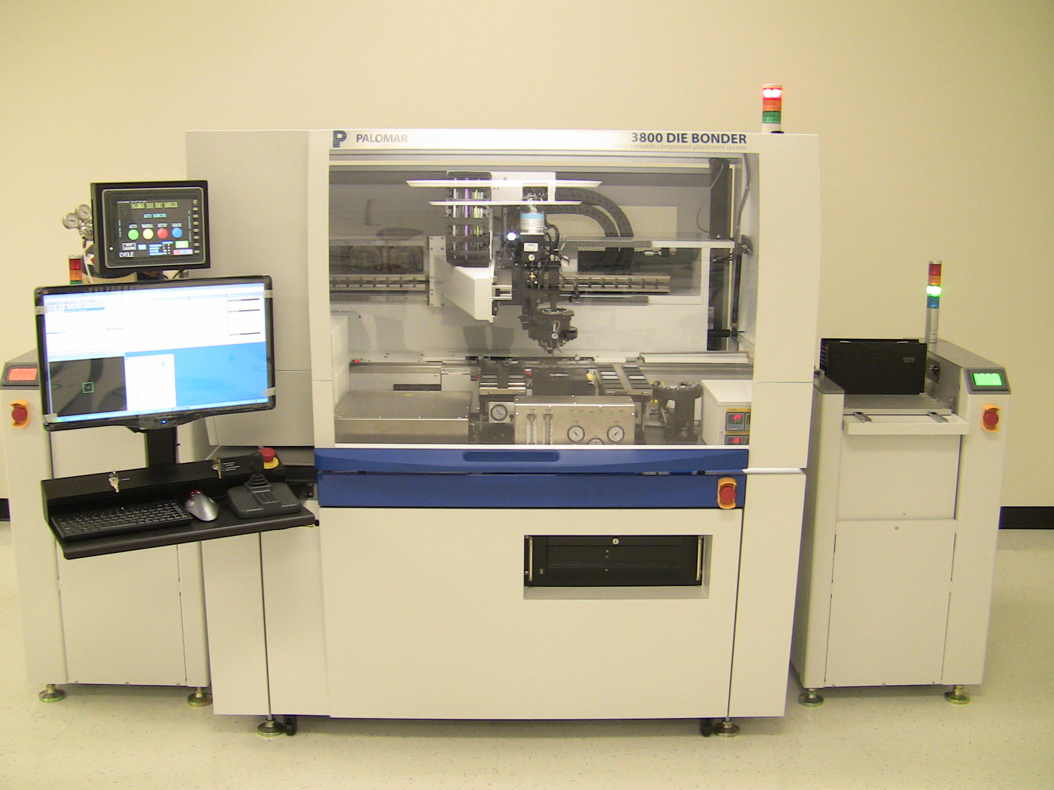 semiconductor equipment automated production line