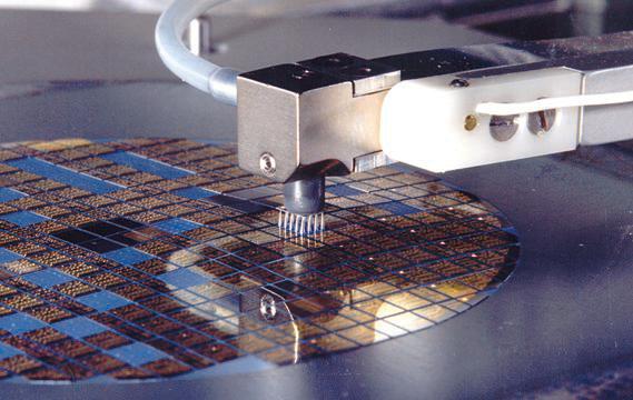 automated die sorting, flip chip, Royce Instruments