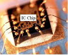 IC chip, Tom Green microelectronics packaging courses, wire bond interconnect, wire bond