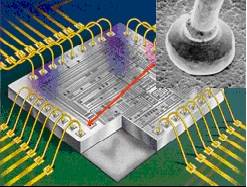 wire bond interconnect, wire bond, Tom Green microelectronics training courses