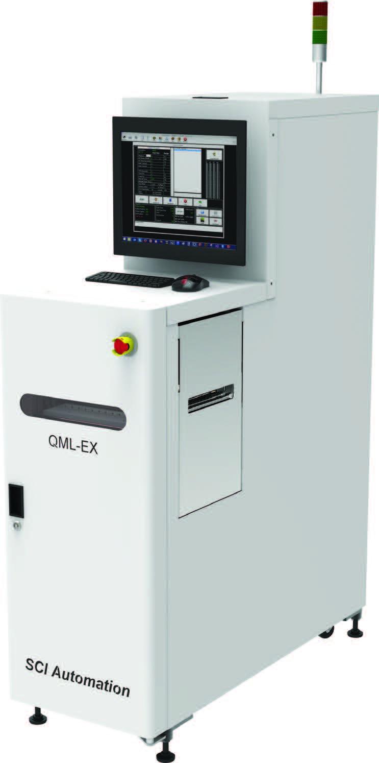 SCI Automation, plasma cleaners, QML-EX plasma cleaner, SCI plasma cleaning