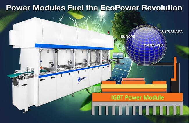 Power Modules Fuel the EcoPower Revolution