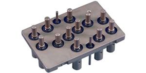 multi-pin-glass-to-metal-R