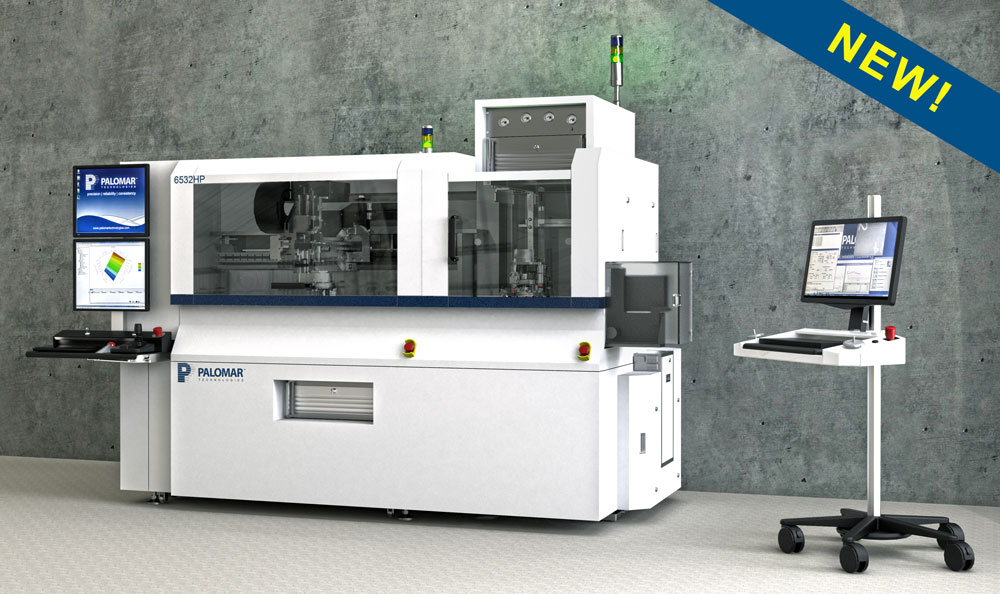 Automated Wire Bonding, Die Attach, and Contract Assembly Services