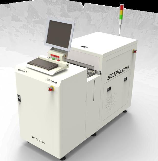 SCI Automation, plasma cleaners, SCI plasma cleaning, SCI Quatro