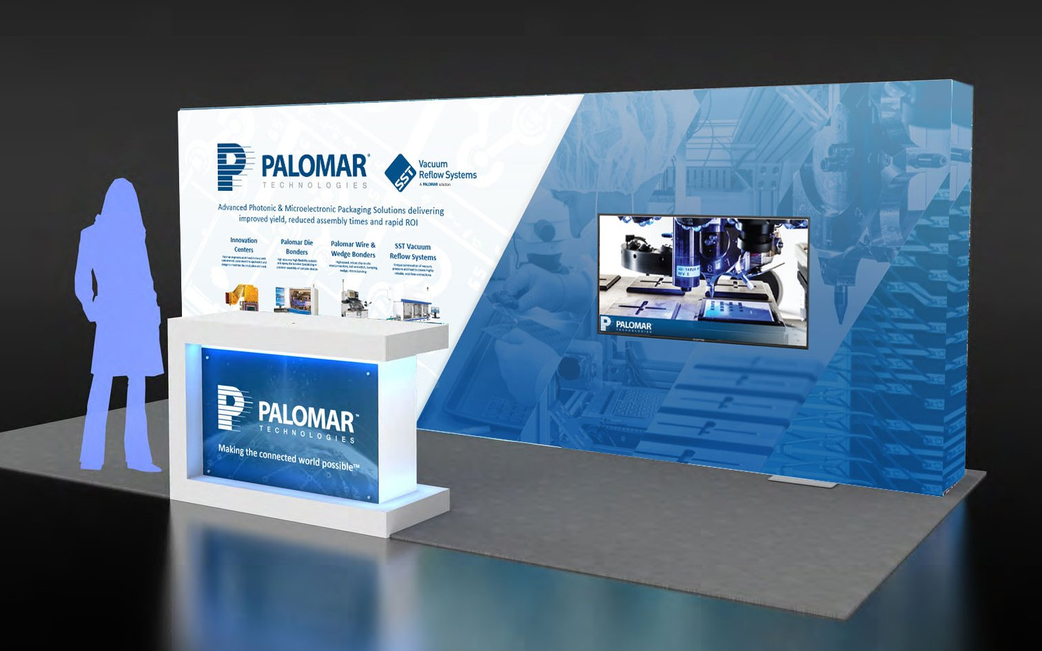 Palomar-Booth