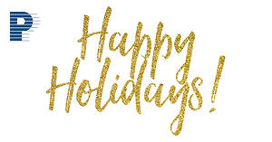 LinkedIn Template - happy holidays