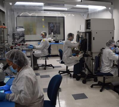 Assembly Services lab
