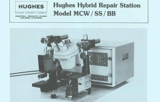Hughes Model MCW/SS/BB Brochure