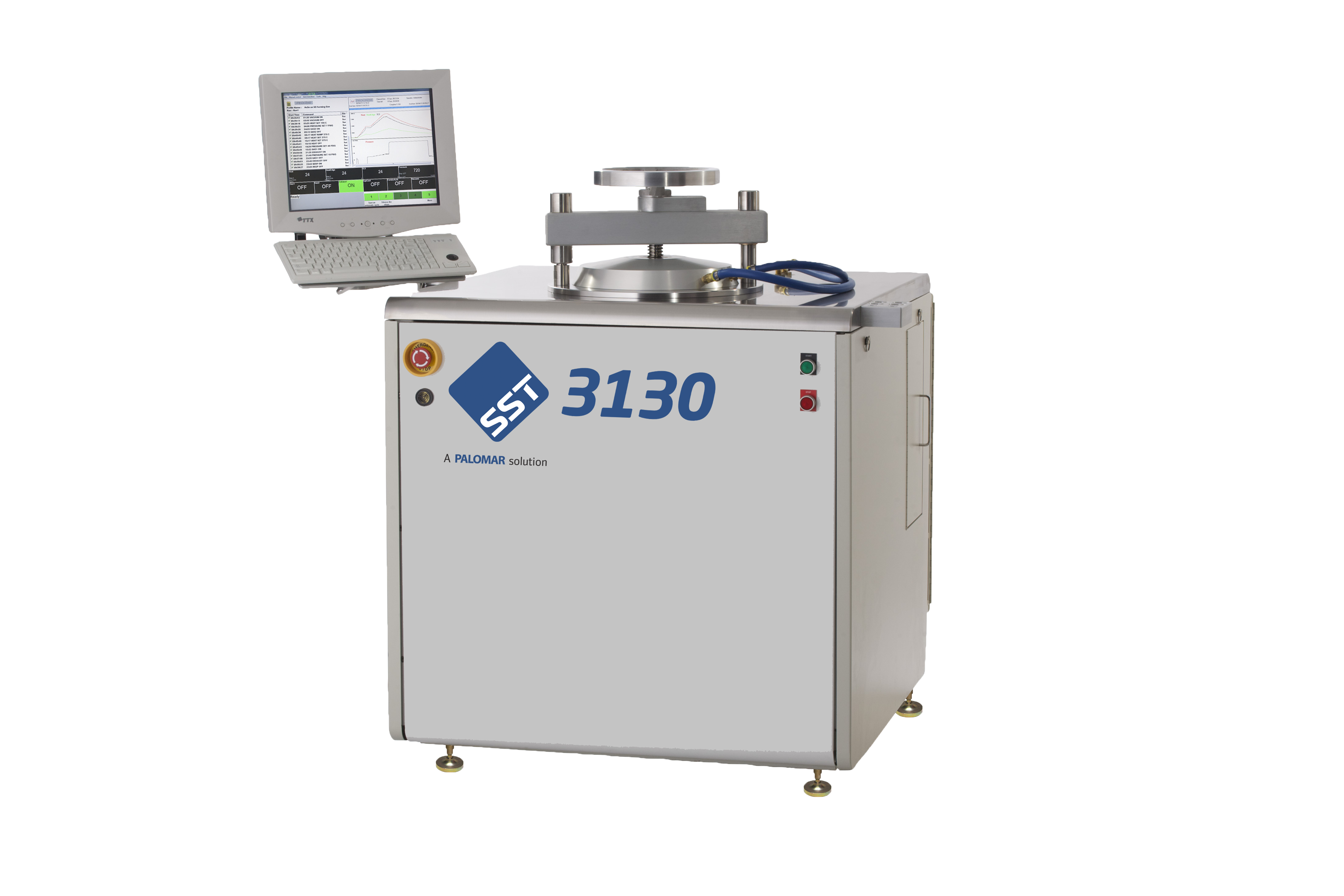 SST 3130 Vacuum Pressure Furnace