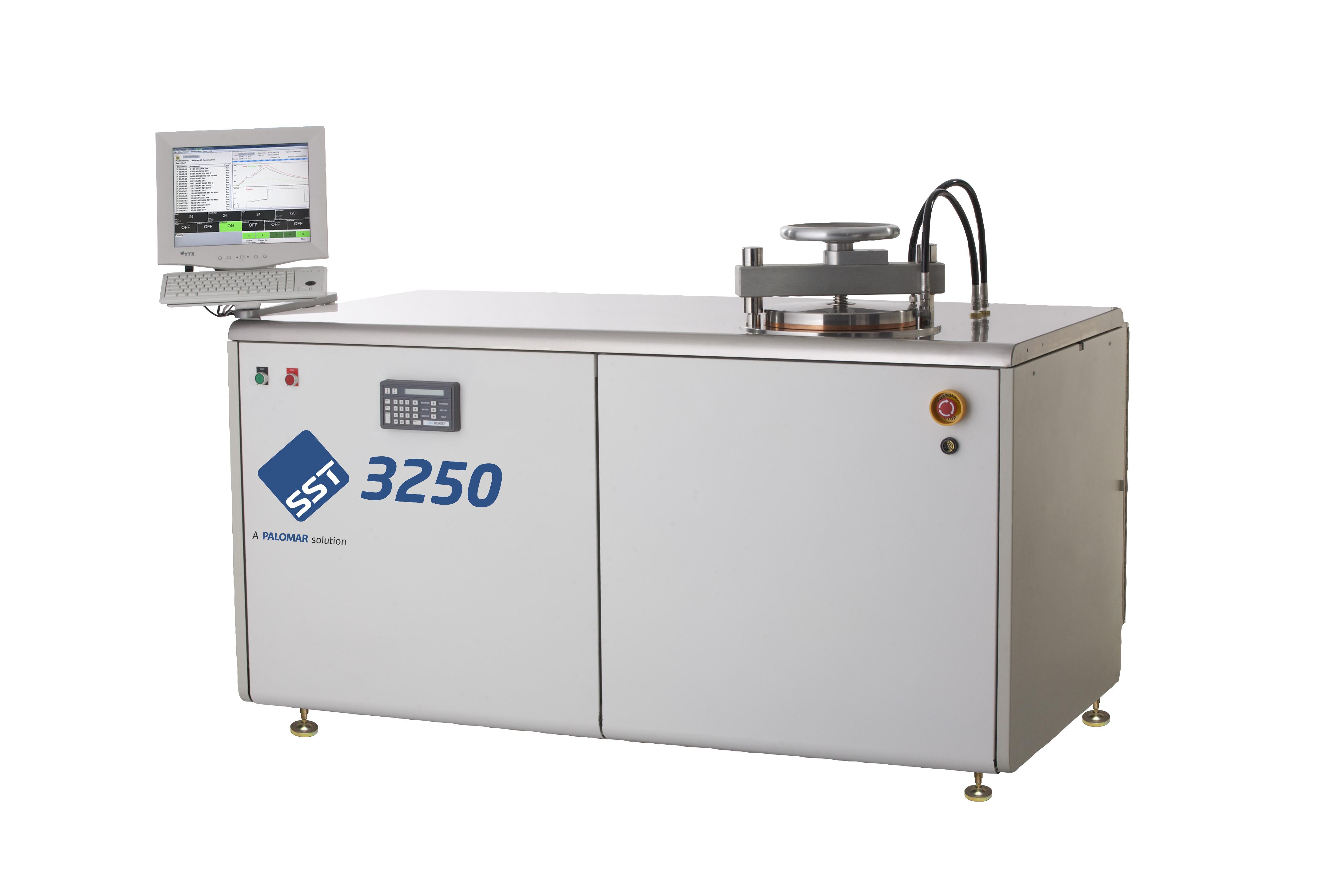 3250 High Vacuum Wafer Furnace