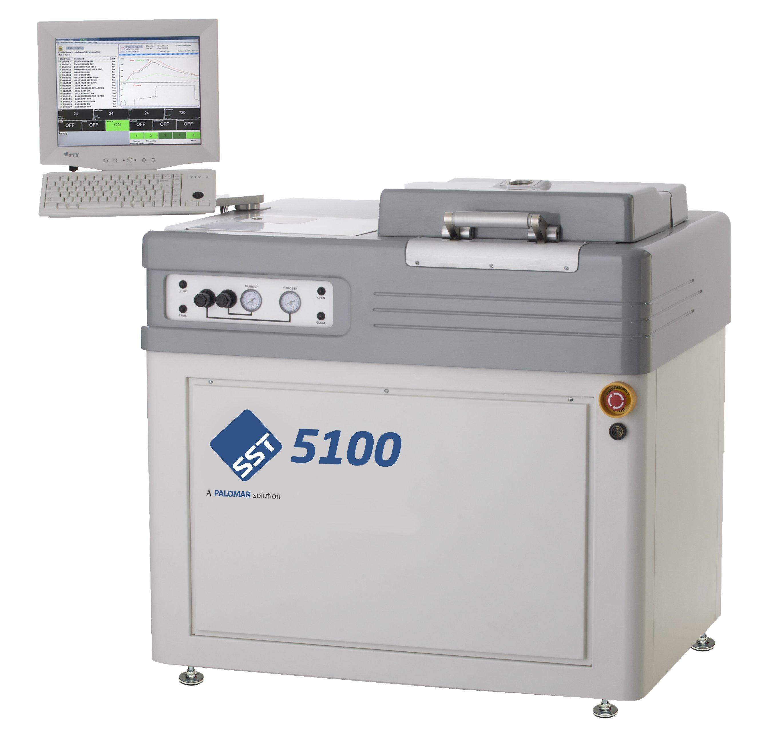 5100 Vacuum Pressure Furnace