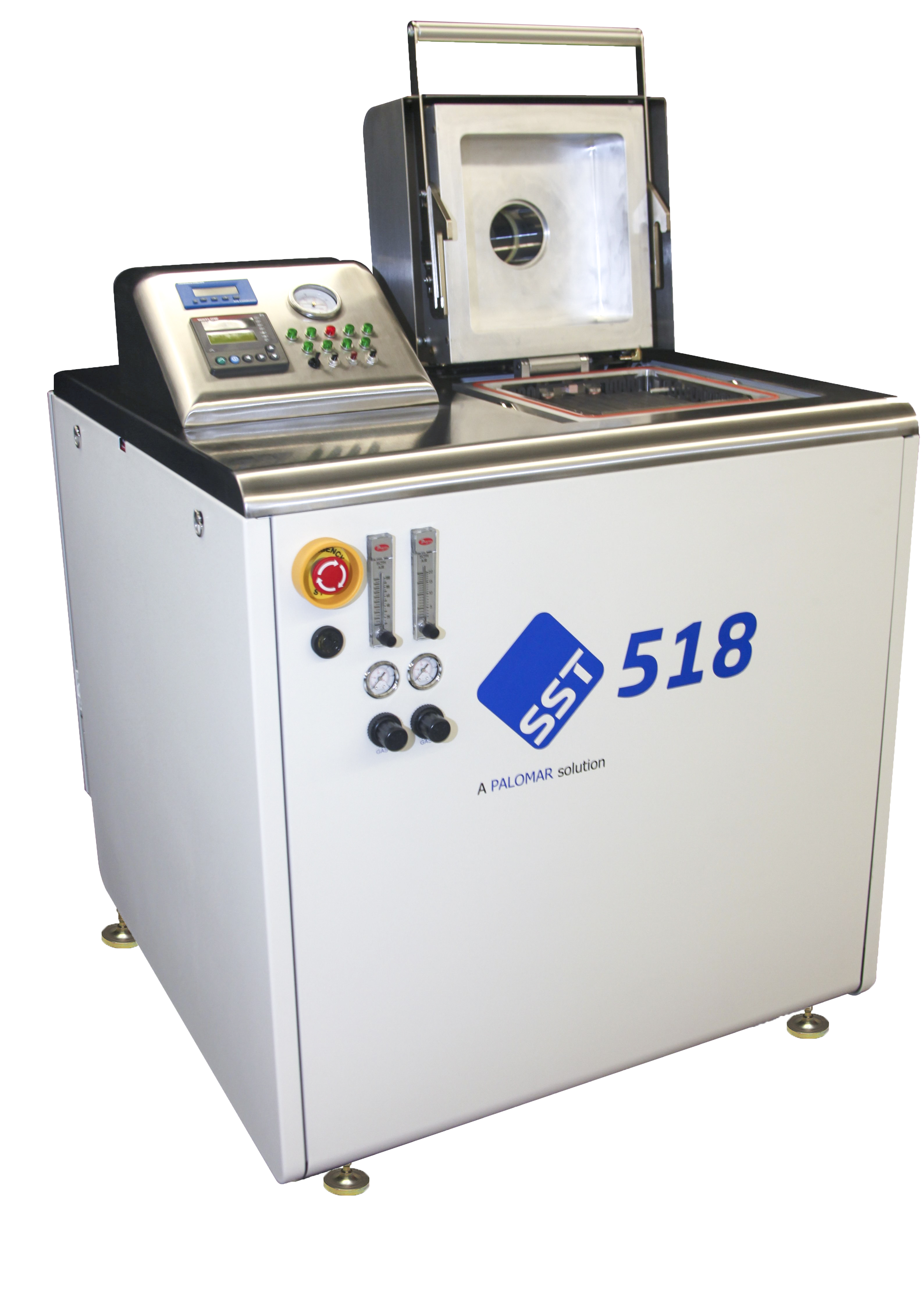 518 Vacuum Pressure Furnace
