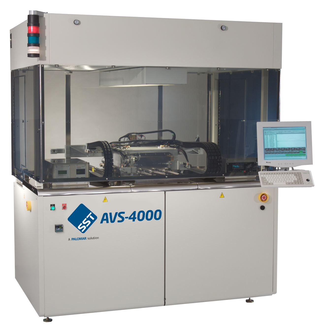 SST AVS-4000 High Vacuum Furnace