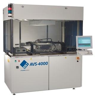 AVS-4000 Automated High Vacuum Furnace