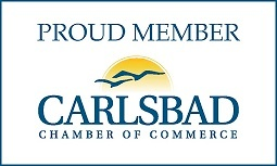 Proud Member Carlsbad Chamber of Commerce