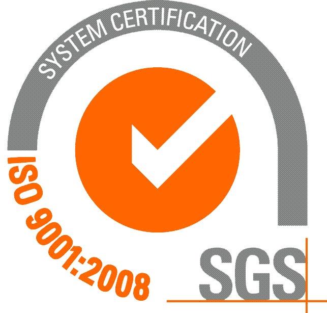 SGS 9001:2008 logo