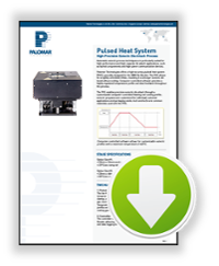 Pulsed Heat System PHS data sheet