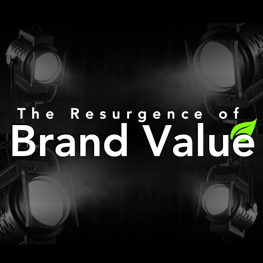 The Resurgence of Brand Value