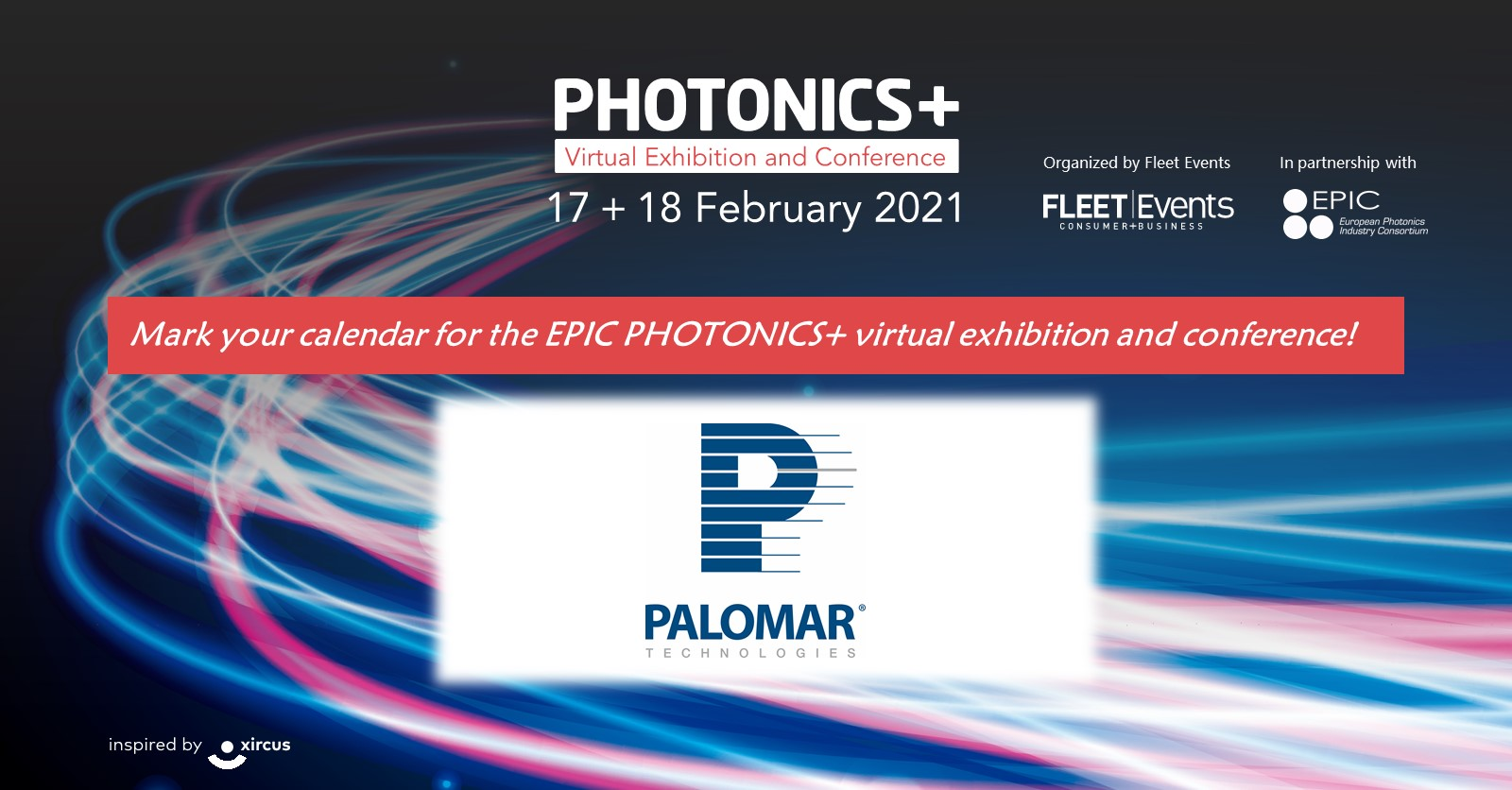 Event Image - Photonics+ Virtual Exhibition and Conference