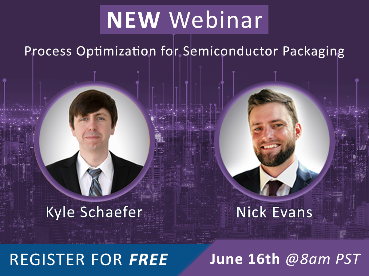 Palomar Technologies offers Webinar on Process Optimization Challenges of Semiconductor Packaging