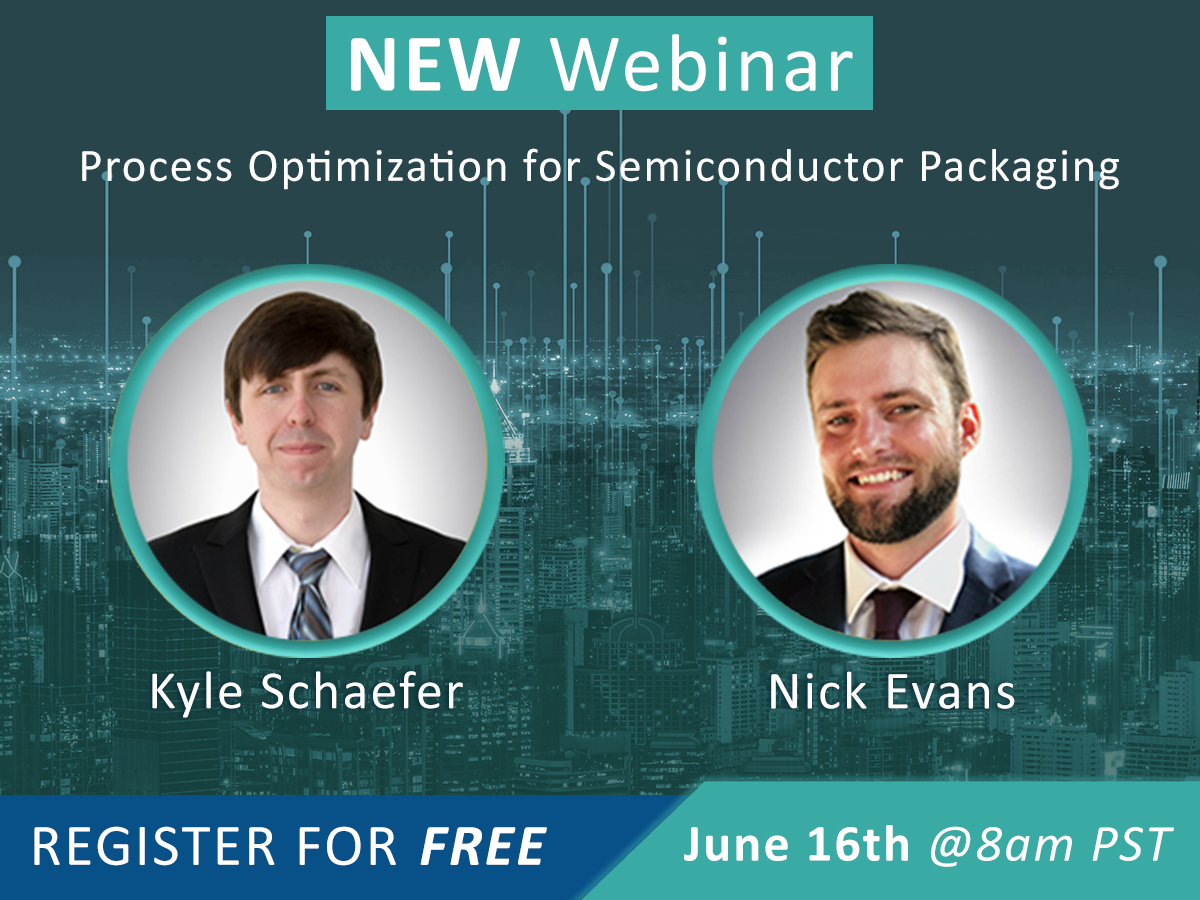 Event Image - WEBINAR: Process Optimization Challenges & Solutions for Semiconductor Manufacturing